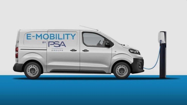 PSA: Električni MPV modeli od 2021.