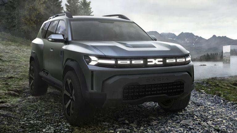 Dacia Bigster koncept