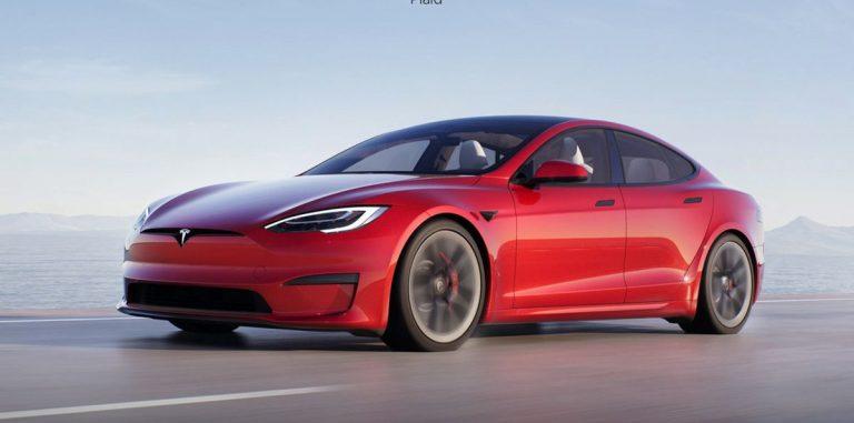 Novi enterijer Tesla Modela S i Modela X