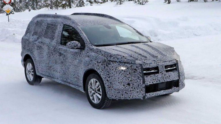 Dacia priprema karavanski model