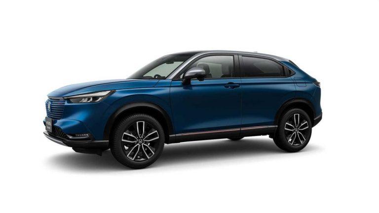2021 hibridna Honda HR-V