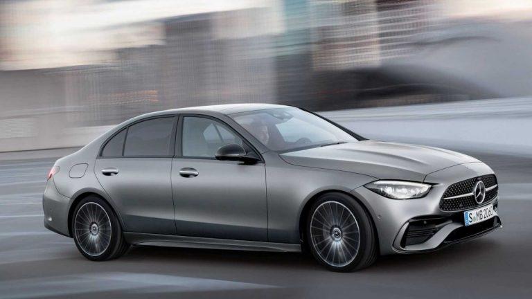 2022 Mercedes-Benz C klasa