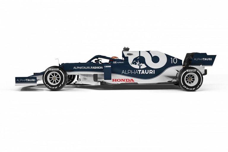 F1: Alfa Tauri pokazao bolid za novu sezonu