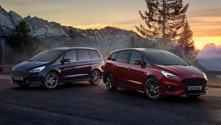 Ford S-MAX i Galaxy sa hibridnim pogonima