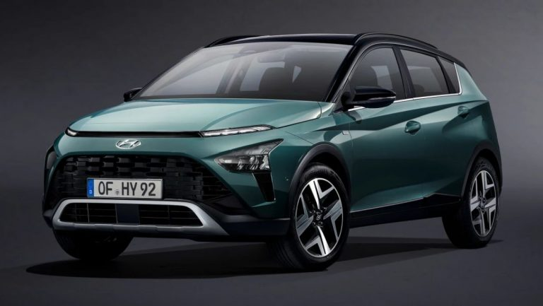 Predstavljen kompaktni Hyundai Bayon