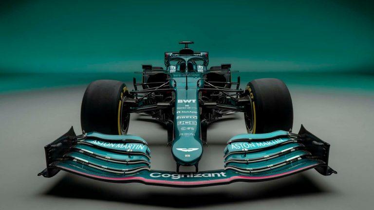 F1: Aston Martin predstavio svoj bolid za 2021.