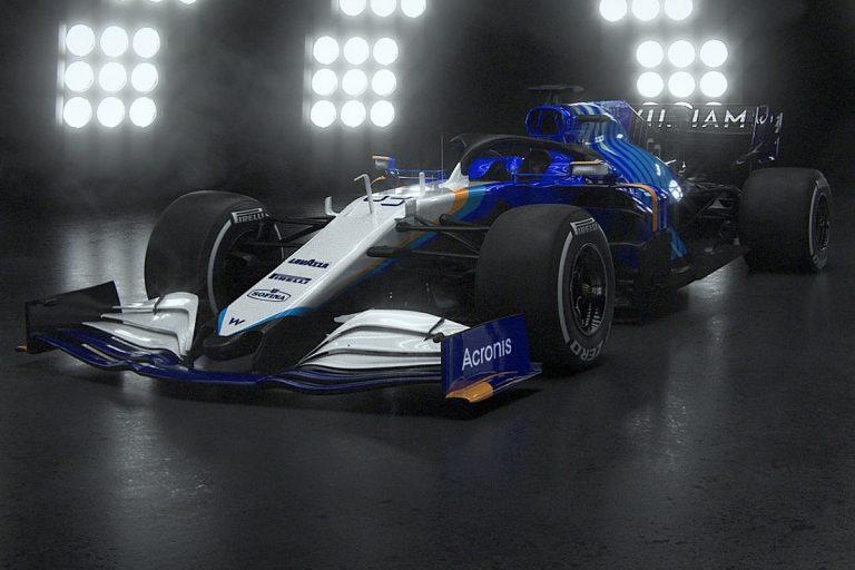 F1: Vilijams pokazao FW43B