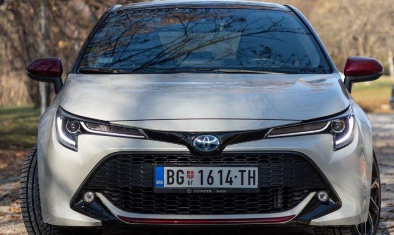 NK TEST: Toyota Corolla HB Hybrid