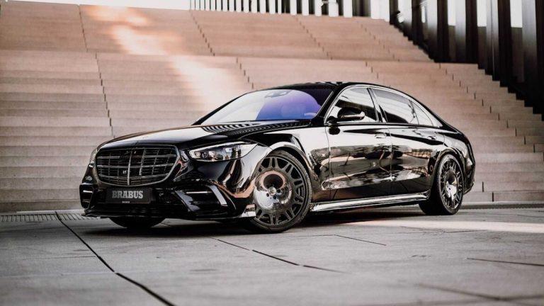 Mercedes S klasa dobila Brabusov tretman