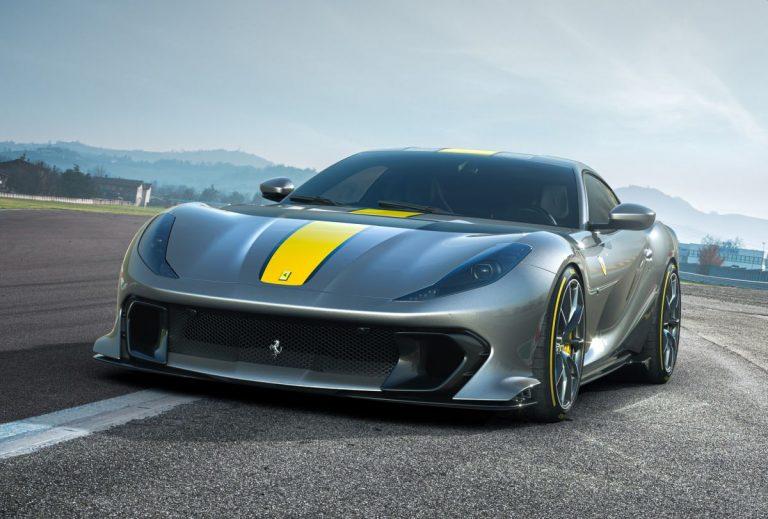 Specijalna verzija Ferrarija 812 Superfast