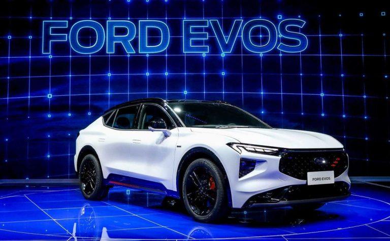Šangaj: Ford predstavio novi krosover Evos
