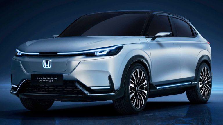 Šangaj: Honda SUV E:Prototype