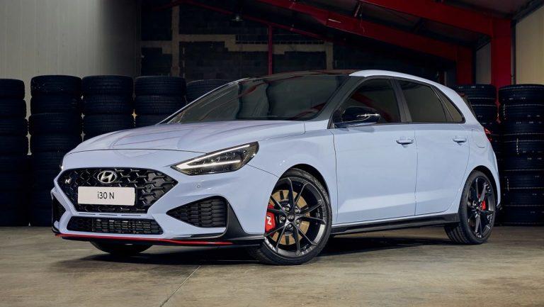 Hyundai restilizovao i30 N