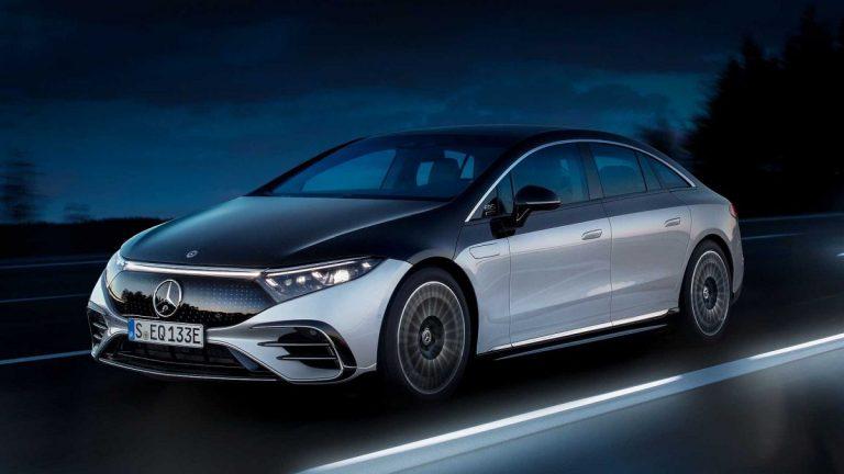 Mercedes EQS – dizajniran za budućnost
