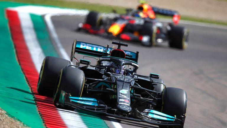 F1: Mercedes ispred Red Bula na prvim treninzima u Imoli