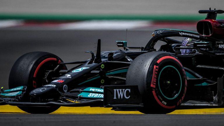 F1: Mercedesi najbrži na prvim treninzima u Portugaliji