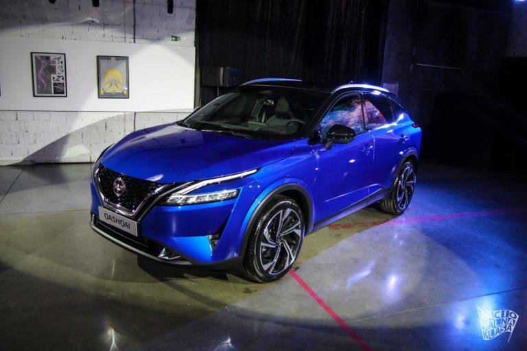 Novi Nissan Qashqai – pretpremijerno