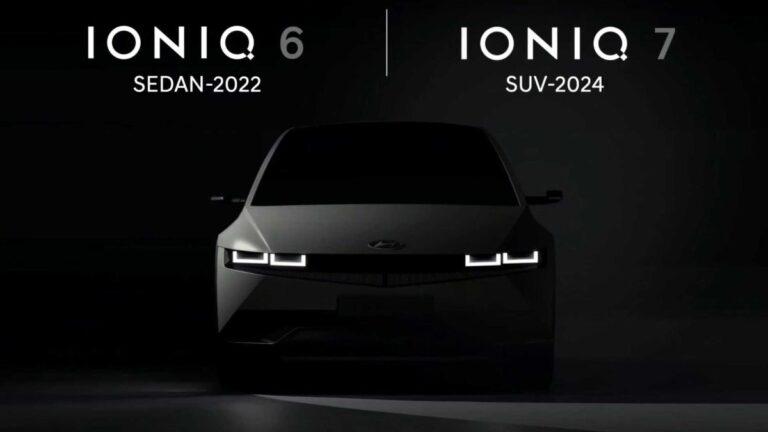 Hyundai priprema Ioniq 7