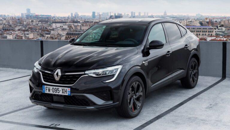 Renault Arkana stigао u Evropu