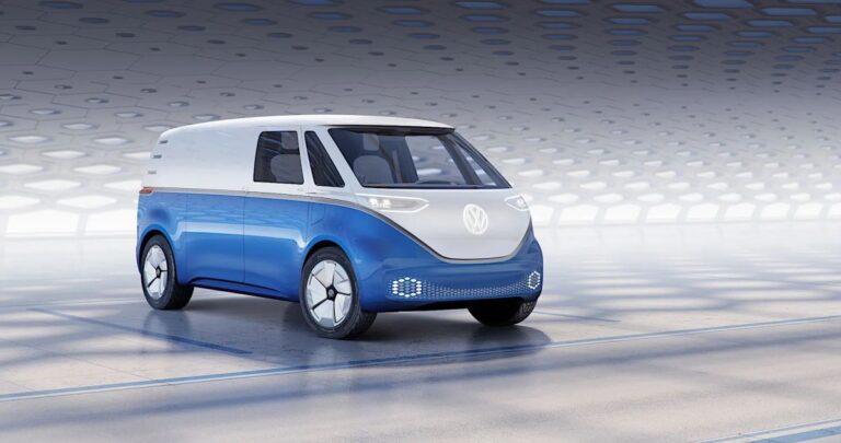 Volkswagen: Autonomni mikrobus do 2025.
