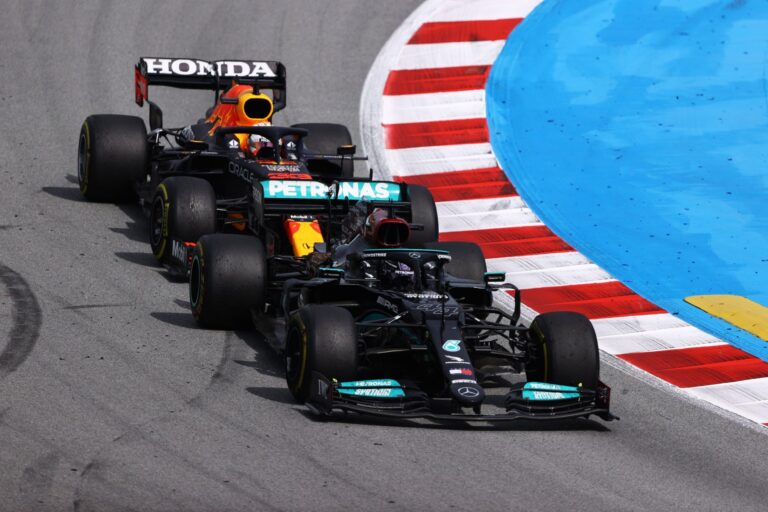 F1: Hamilton nadmudrio Verštapena za pobedu na VN Španije