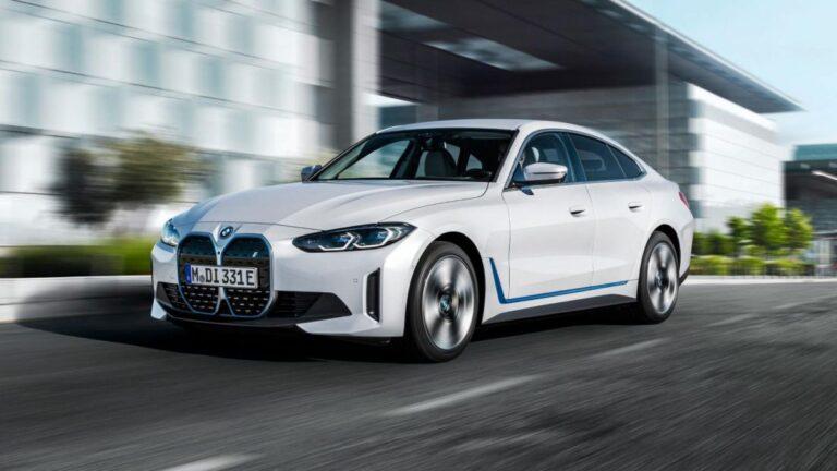 Premijera novog BMW i4