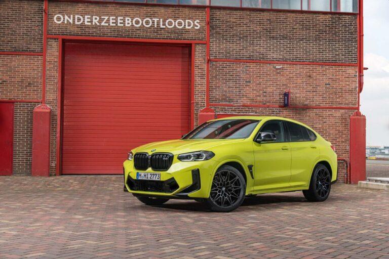 BMW osvežio X4