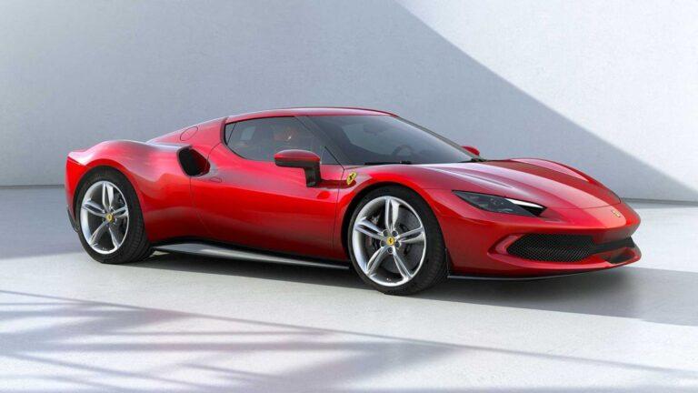 Ferrari predstavio hibridni 296 GTB