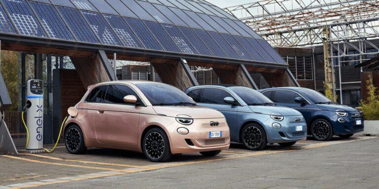 Fiat prelazi na električne modele do 2030.