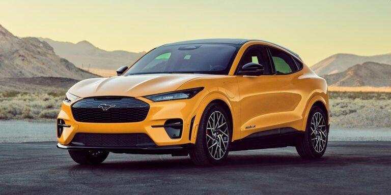 Električni Mustang popularniji od benzinskog