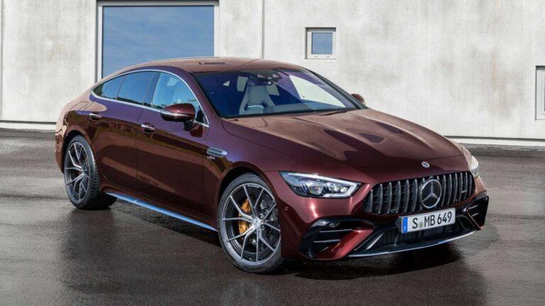 2022 Mercedes-AMG GT sa četvoro vrata