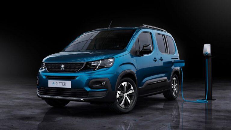 Električni Peugeot e-Rifter stigao u prodaju