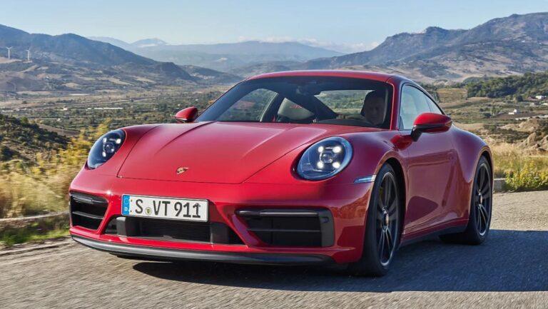 Stigao je novi Porsche GTS