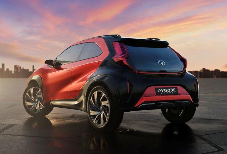 Novi Toyotin mini model stiže iz Češke