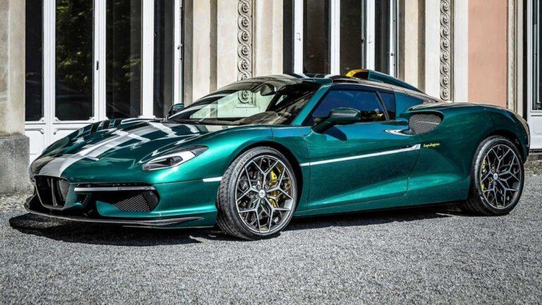 Arese RH95 – specijal sa Ferrarijevim genima