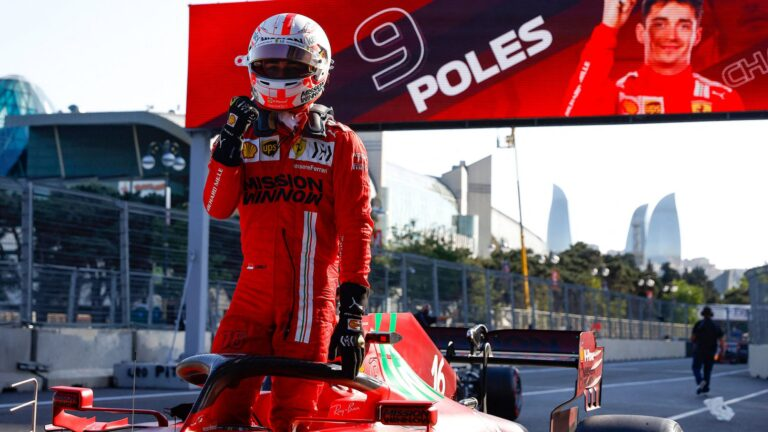 F1: Leklerk ponovo na pol poziciji