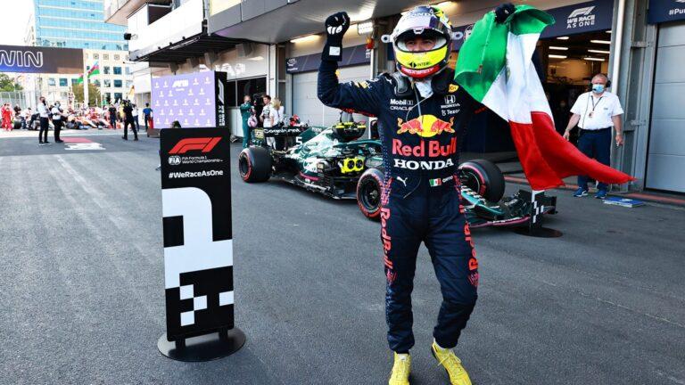 F1: Perez pobednik na VN Azerbejdžana