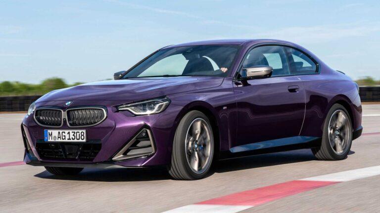 Predstavljen novi BMW kupe Serije 2