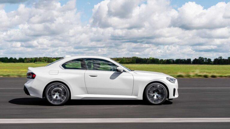 BMW Serija 2 premijerno na Gudvud festivalu