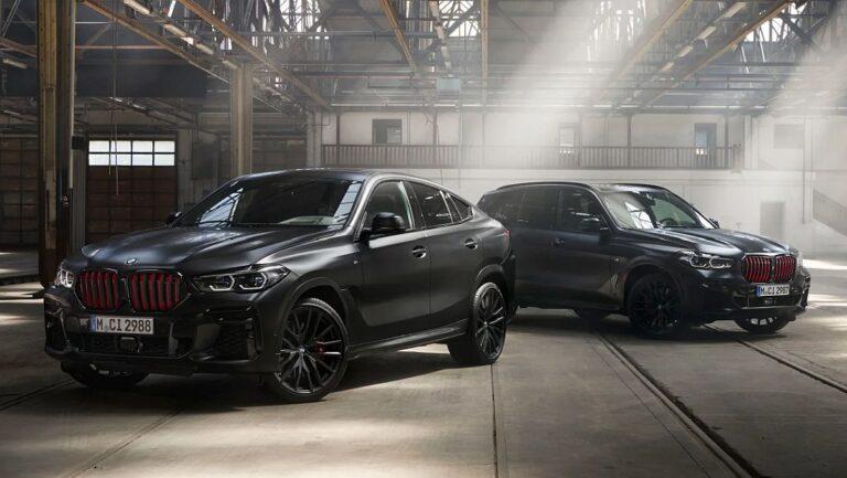 BMW: Specijalne edicije X5, X6 i X7