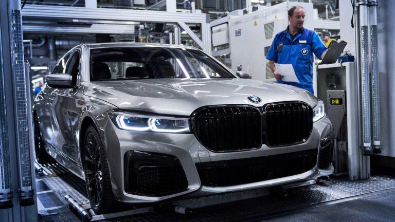 Pad proizvodnje automobila u Nemačkoj