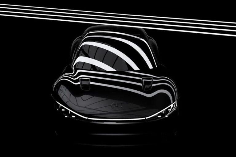 Mercedes-Benz EQXX koncept