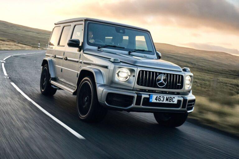 Mercedes objedinjuje AMG, Maybach i G klasu