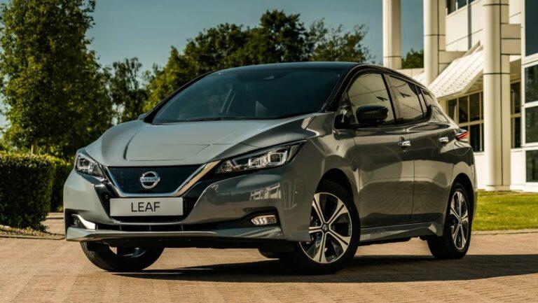 Nissan Leaf sa jačim bezbednosnim paketom