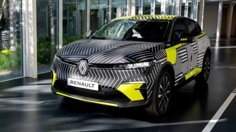 Renault Megane Electric stiže u septembru