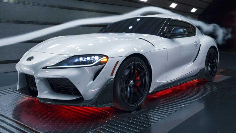 Toyota Supra A91 Carbon Fiber Editon