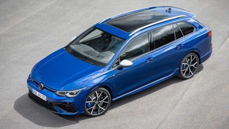 Volkswagen Golf R dobio karavansku verziju