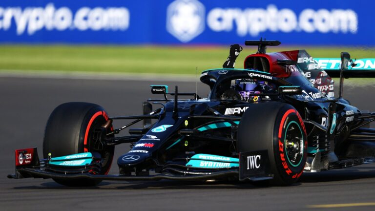 """F1: Hamilton bolji od Maksa na """"kvalifikacijama"""" u Silverstonu"""