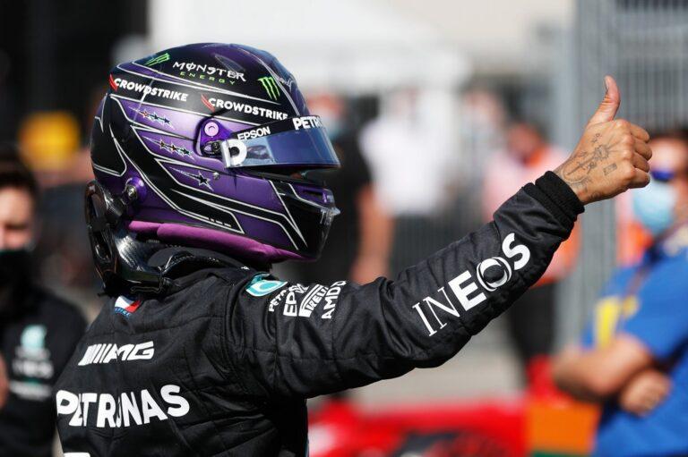 F1: Hamiltonu pol pozicija u Mađarskoj
