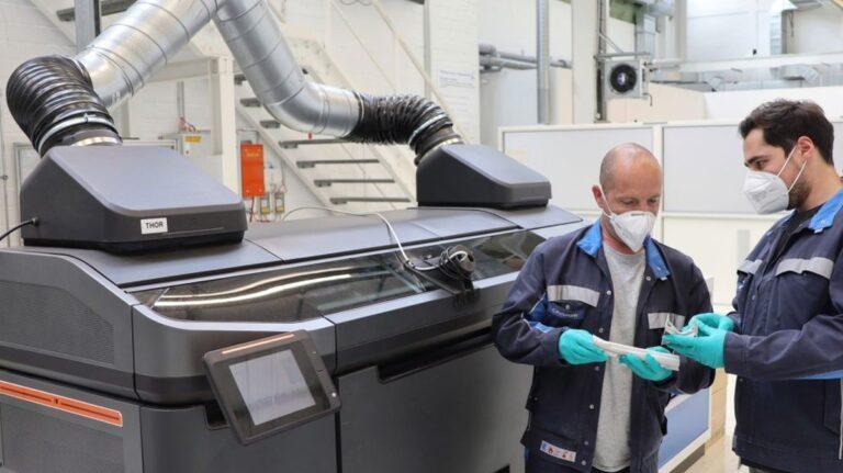 Volkswagen testira 3D štampanje strukturnih delova
